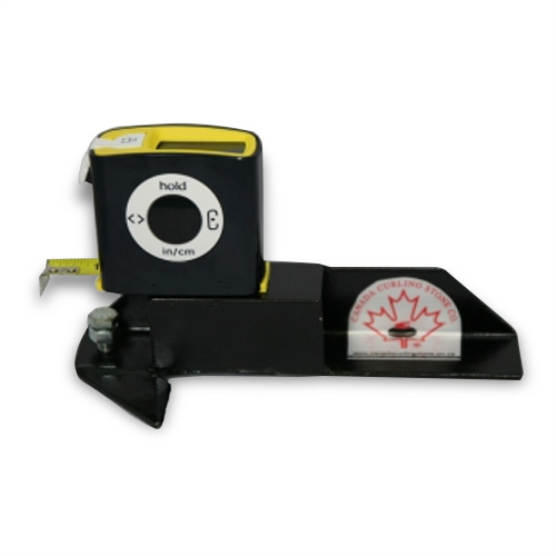 Closest To The Button Digital Measure Canada Curling Stone