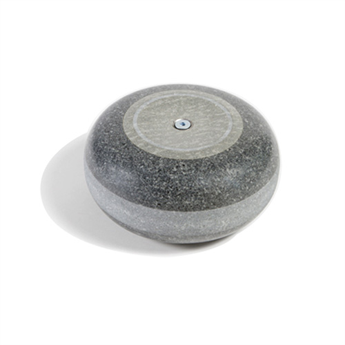 New Blue Trefor Granite Curling Stones With Single Blue